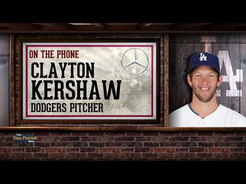 Clayton Kershaw Talks Manny Machado, His Future And More With Dan Patrick