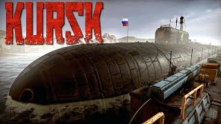 Spy In A Nuclear Submarine | KURSK | First Look