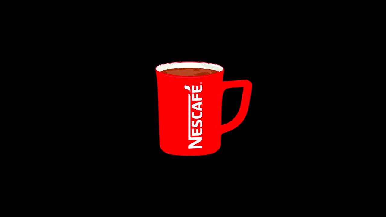 nescaf u00e9 launches redvolution youtube music vector images music vector clipart