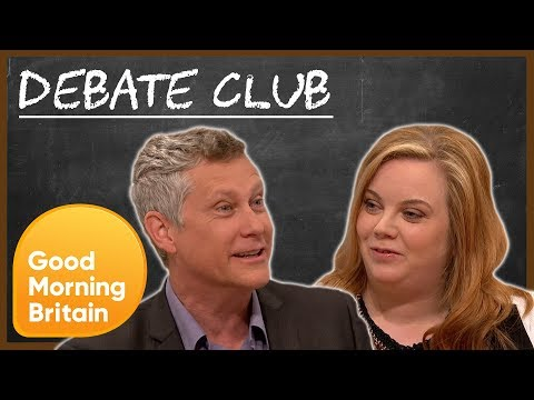 Debate Club: 'Are Men Designed to Cheat?' | Good Morning Britain