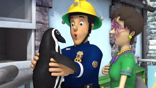 Fireman Sam New Episodes 🔥The Penguin Rescue ! 🐧 🚒 Fireman Sam Best Moment 🚒 🔥Kids Movies