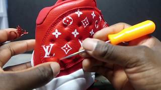 LV x Supreme 13 Custom