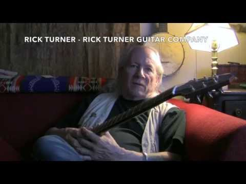 a visit with rick turner of the rick turner guitar company youtube. Black Bedroom Furniture Sets. Home Design Ideas