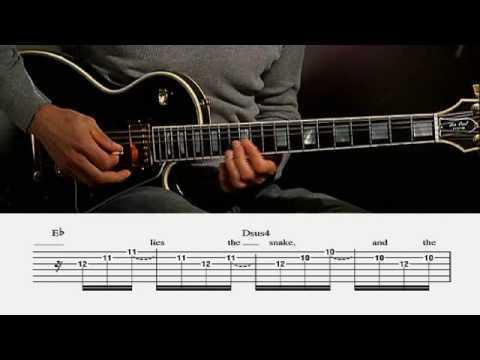 soungarden black hole sun guitar lesson youtube. Black Bedroom Furniture Sets. Home Design Ideas