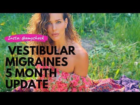 Vestibular migraine ( MAV ) 5 month update
