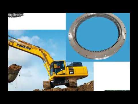 Maanshan Jinheng Slewing Ring Bearing Manufacturer/factory