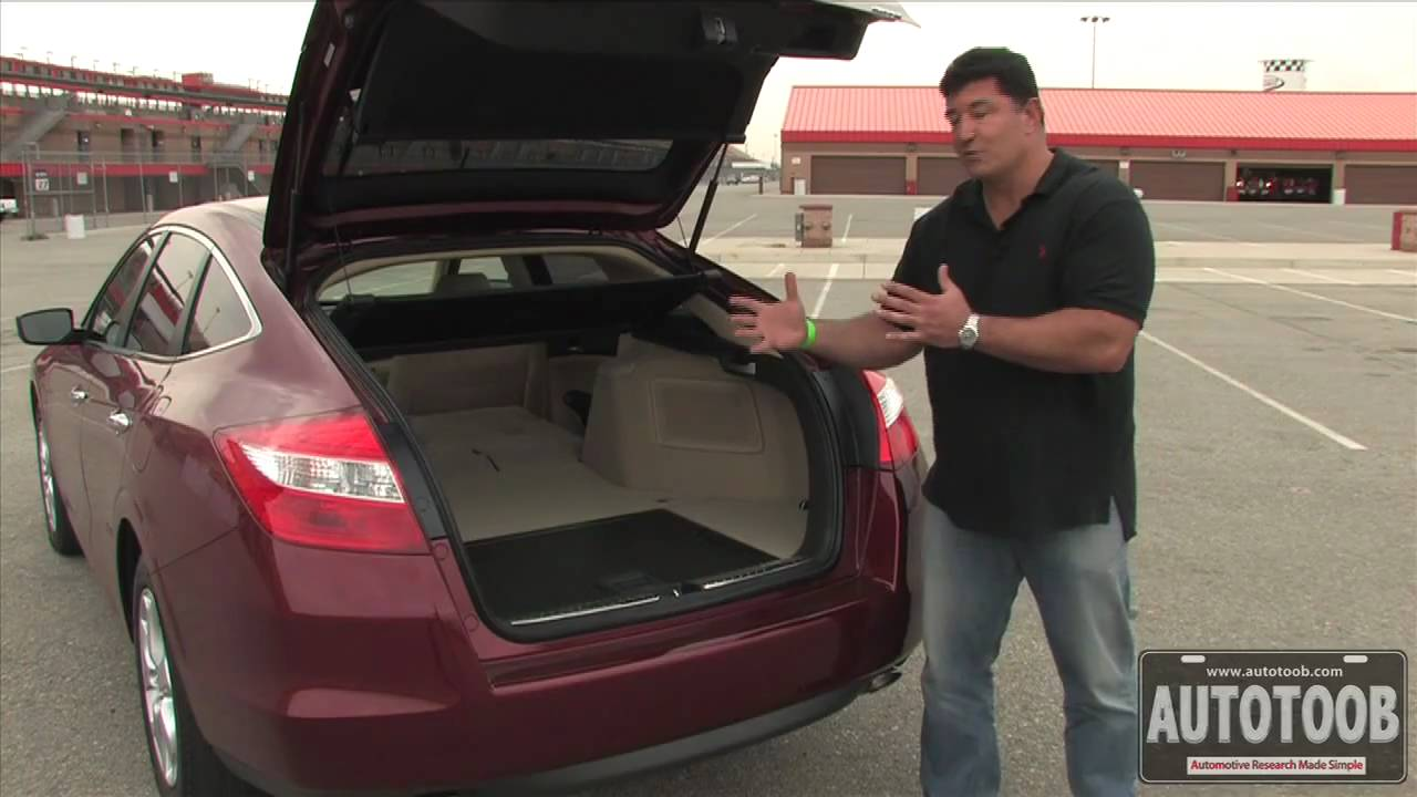 Amazing 2010 Honda Accord Crosstour   YouTube