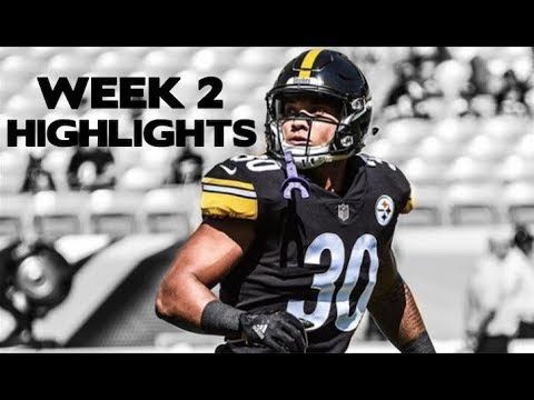 James Connor Preseason Week 2 Highlights || Pittsburgh Steelers ᴴᴰ