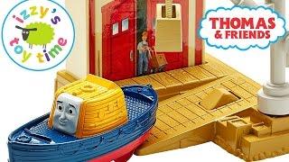Thomas and Friends | ThomasTrain Trackmaster Captain Rescue & Brio Imaginarium | Toy Trains