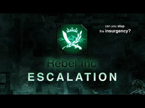 Rebel Inc: Escalation expands into Early Access in October | PC Gamer