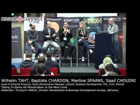 In-Game Ad Monetization | TAHT, CHARDON, SPAANS, CHOUDRI, WARIN