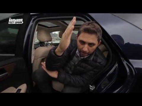Mercedes-Benz GLE 350d 4MATIC – Большой тест-драйв / Big Test Drive
