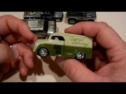 Hot Wheels Nose Art Cars