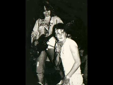 The Germs- Richie Dagger's Crime(LYRICS)