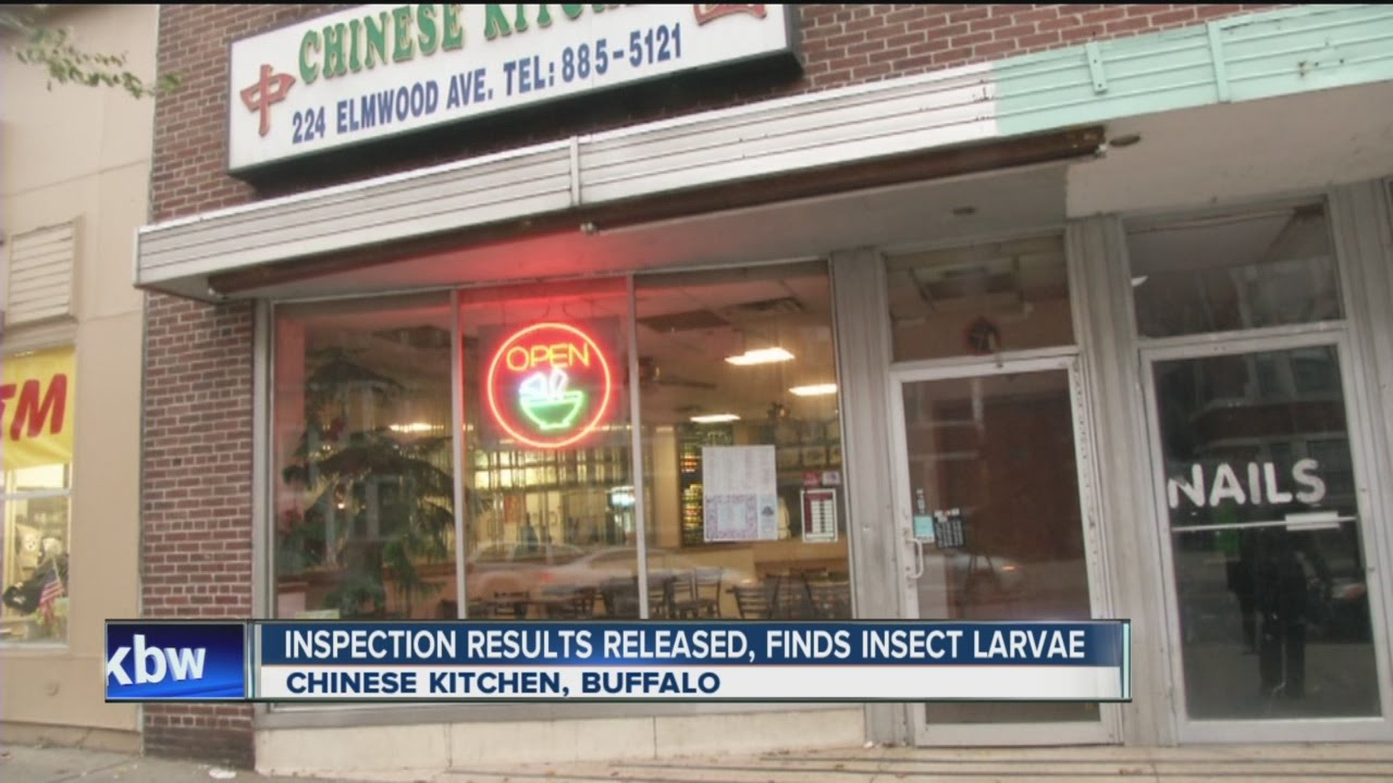 Results of surprise inspection: Chinese Kitchen - YouTube