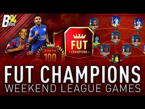 BUNDESLIGA TOTS PLAYER PACKS - FUT Champions Weekend League Games!!! - FIFA 18 RTG - #108