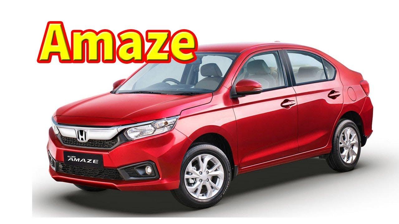 New Honda Amaze 2020 2020 Honda Amaze India Honda Amaze Facelift