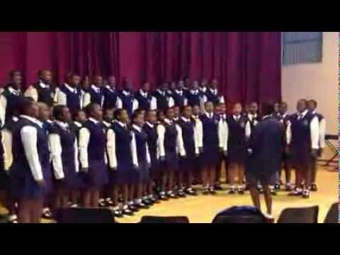 Swaziland School Choir