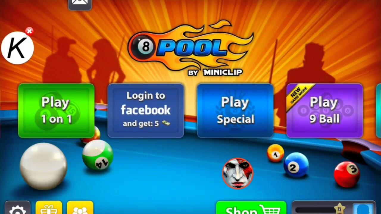 8ballpool ppf info coins cash