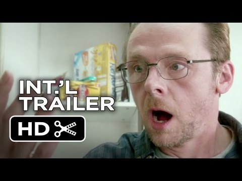 Absolutely Anything Official UK Trailer #1 (2015) - Simon Pegg, Kate Beckinsale Movie HD