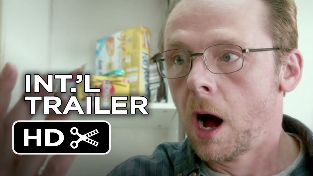 Download Absolutely Anything Official UK Trailer #1 (2015) - Simon Pegg, Kate Beckinsale Movie HD