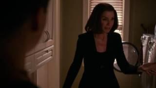 The Good Wife 7x13 Alica Breaks Down