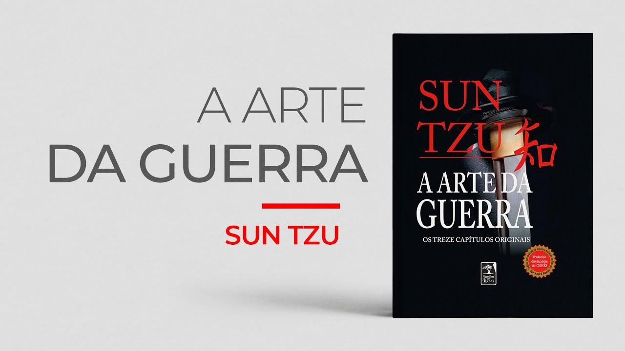 Livro A Arte Da Guerra Sun Tzu 87 Youtube