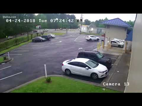 Two vehicles, one with a child inside, stolen from Clayton County daycare