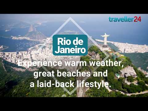 Quick Guide to Brazil: Visa-free travel for South Africans