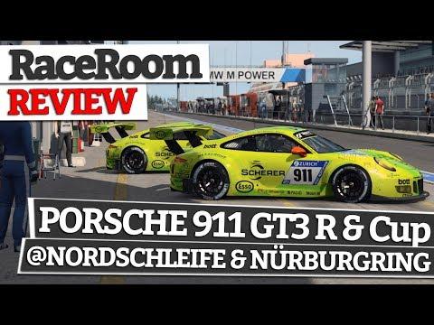 RaceRoom // Porsche 911 GT3 R & Cup