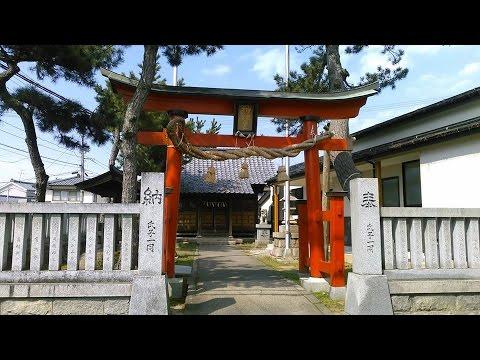 Life in Japan 2: Evening Stroll Through Niitsu Niigata April 5, 2017