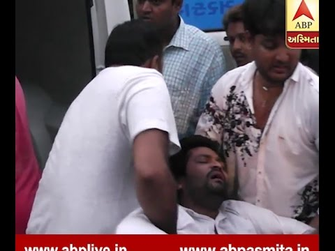 PAAS Leader Complain Against BJP Worker And Police After Attack In Bhavnagar