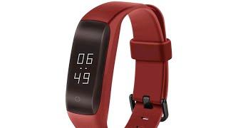 Lenovo HW01 Fitness Tracker Bracelet - Unboxing and Review