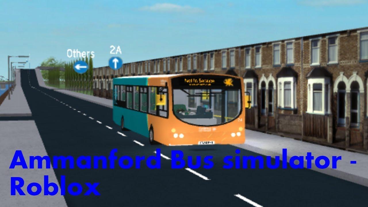 Ammanford Bus Simulator Speed Run Roblox Youtube
