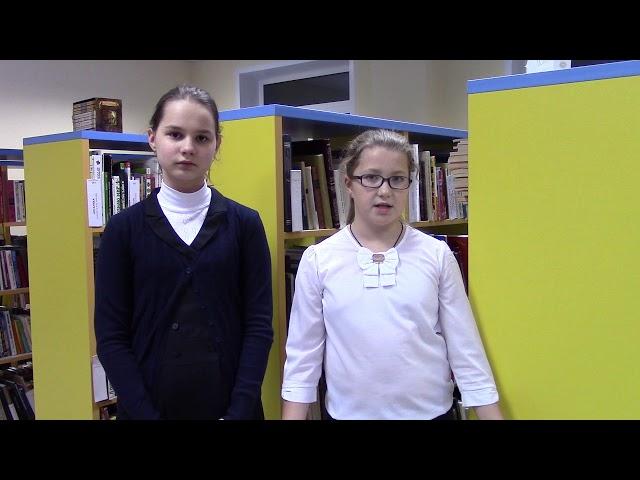 Изображение предпросмотра прочтения – «Дорошенко и Кушнерова» читает произведение «В Париже» М.И.Цветаевой