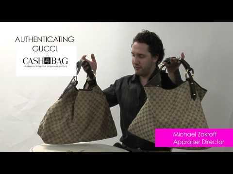 How to Spot a Fake Gucci Handbag