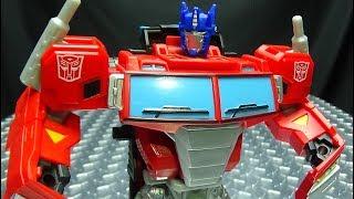 Cyberverse Ultra OPTIMUS PRIME: EmGo's Transformers Reviews N' Stuff