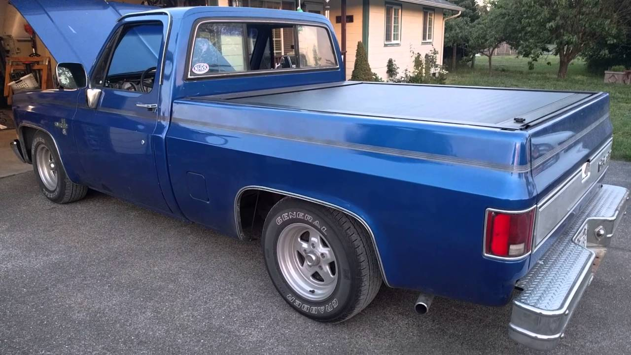 All Chevy 85 chevy short wide : 85 Chevy C10 - LS Swap - YouTube