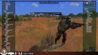 [Arma 3] [鯖管理] DayZ Exile Taunus -ASR AI3動作検証-