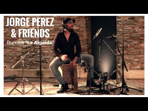 "JORGE PEREZ (FLAMENCO CAJON) & FRIENDS Performing ""La Algaida"" (RUMBA)"