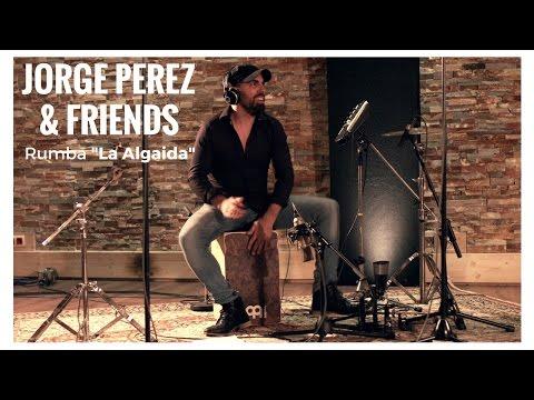 JORGE PEREZ (FLAMENCO CAJON) & FRIENDS Performing