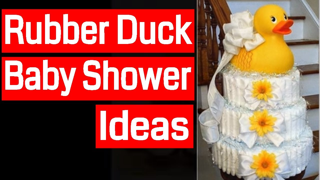 rubber duck baby shower ideas, Baby shower
