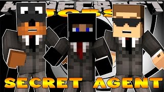 Minecraft - Little Donny Adventures - SECRET AGENTS & BANK ROBBERS w/ DONUT