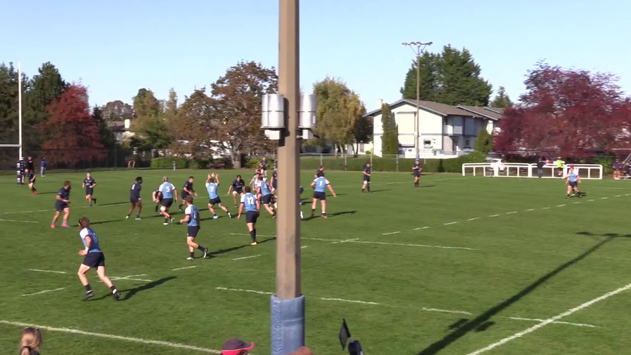 Download UVIC Vikes Blue and White vs James Bay AA Blue Oct 26 2019