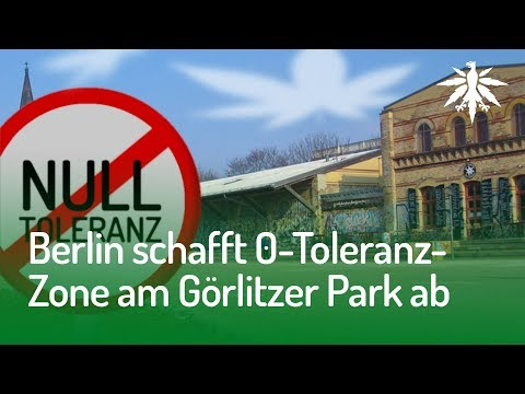 Berlin schafft 0-Toleranz-Zone am Görlitzer Park ab | DHV News #144