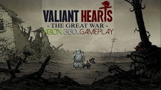 Valiant Hearts: The Great War Gameplay (XBOX 360 HD)