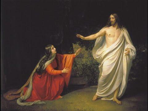 Христос Воскресе! Утренние и вечерние пасхальное правило