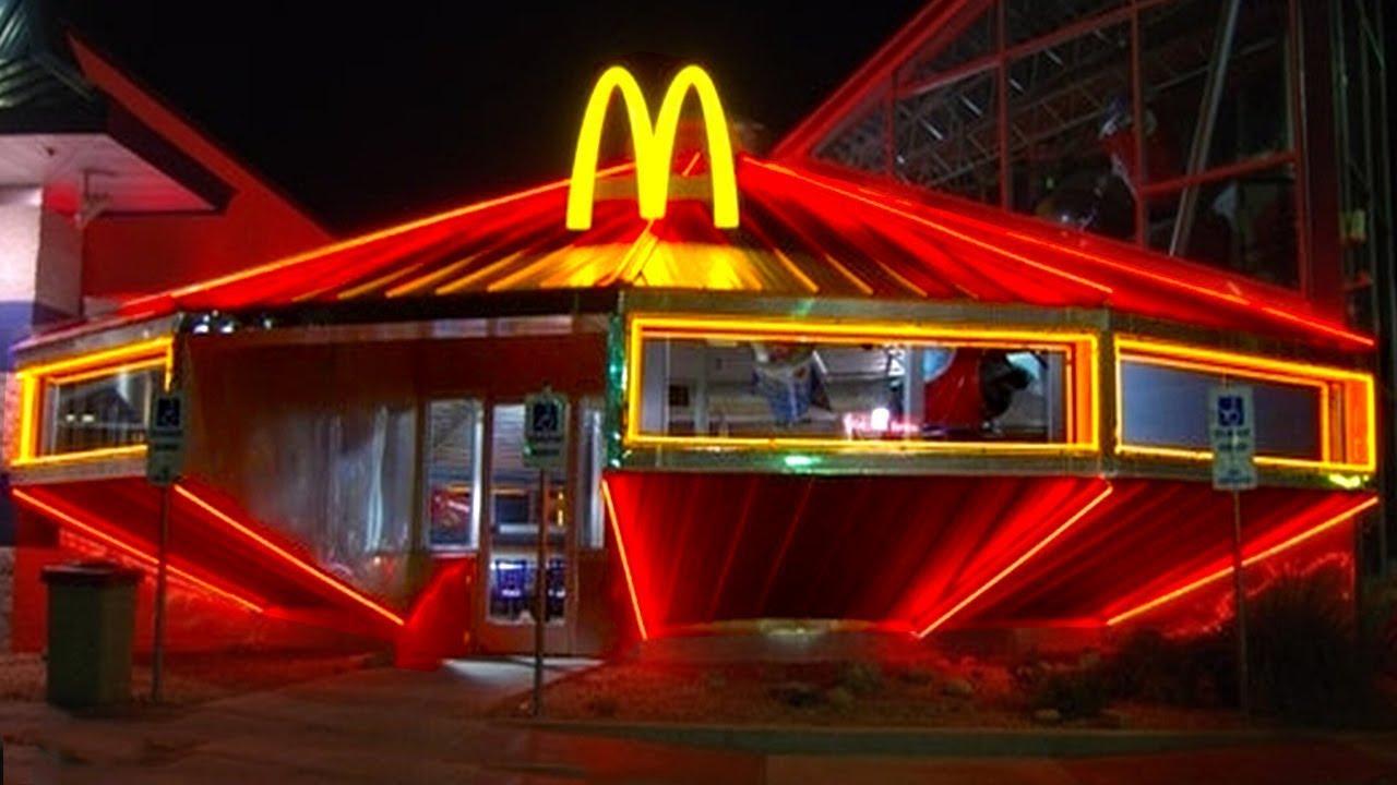 Inside The Fanciest Fast Food Restaurants In The World