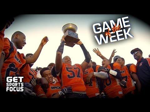 McClymonds vs Oakland High - GetSportsFocus Football 2013