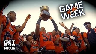 Mcclymonds Vs Oakland High - Getsportsfocus Football 2013